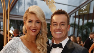 Denyer paid tribute to his wife Cheryl in the emotional victory speech.