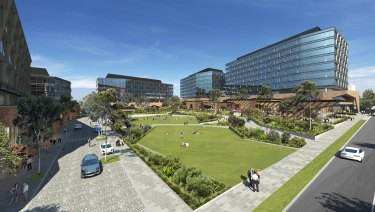 Stockland is to undertake a $500 million state-of-the-art technology hub at Macquarie Park in Sydney