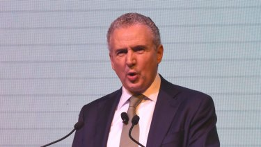 Telstra chief executive Andy Penn recently announced the telco would slash a quarter of its workforce.