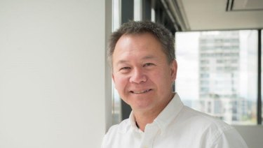 Managing Director of Bupa Australia Dr Dwayne Crombie.