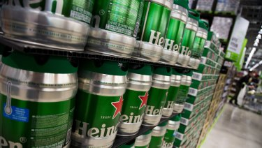 Even beer brand Heineken has been caught out for making an advertisement that could be construed as racist.