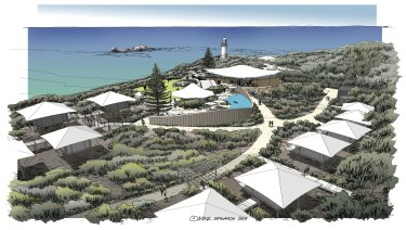 Rottnest Island will receive a major makeover.