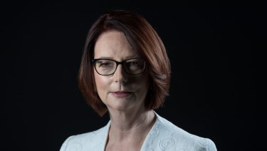 Former Prime Ministrer Julia Gillard was erroneously linked to Spaceship