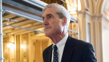 A Republican: Special counsel Robert Mueller.