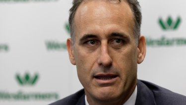 Wesfarmers managing director Rob Scott has signaled he would look for new business to drive growth.