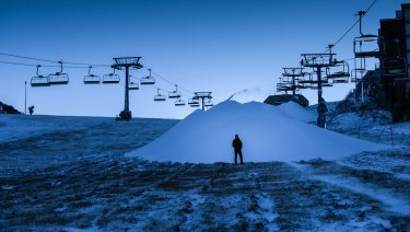 Mt Buller has another 20 to 30 years of reliable natural snow, a report predicts.