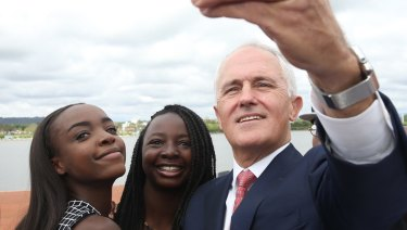 Malcolm Turnbull likes to say Australia is the world's most successful multicultural country and he might be right.