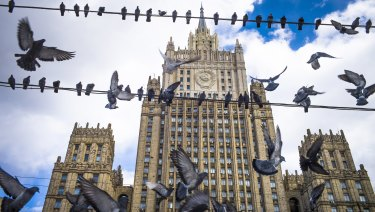 Where is the proof?, asks the Russian Foreign Ministry.