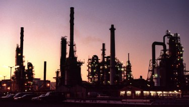 In the last 10 years, three of Australia's seven domestic refineries have closed.