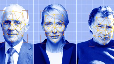 Facial recognition: Malcolm Turnbull, Cate Blanchett and Ivan Milat