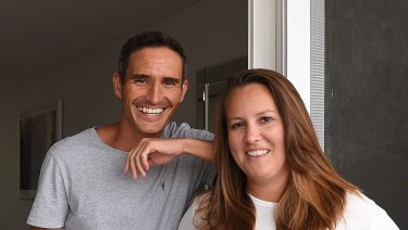 Ben Adams and Jo Yates will start looking for a cheaper mortgage once the sale of their Sydney residence is completed.