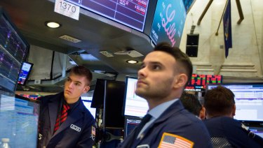 Wall Street rose, buyoed by the latest US jobs data.