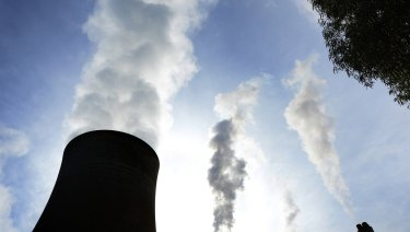 The electricity sector believes that it can bear a greater proportion of Australia's national emissions reduction goal.