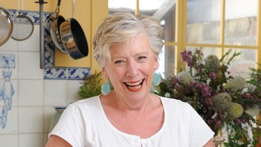 Maggie Beer is thrilled McBain is on board, with a trio of females now at the seat of power at the brand.