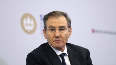 Ivan Glasenberg, Glencore's billionaire CEO, has agreed to write off billions to save the Congo mining licence.