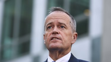 Last month Labor leader Bill Shorten also called for an investigation into the ATO after the allegations raised in the joint Fairfax-Four Corners investigation.