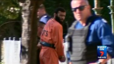 Talal Alameddine was sentenced to prison for supplying the gun used to murder NSW Police accountant Curtis Cheng.