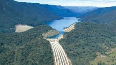 The Snowy Hydro 2.0 project has been touted by the Turnbull government.