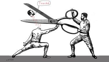 Illustration: Letch