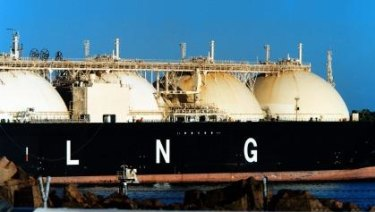 The LNG import terminal will be the first in NSW.