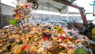 This is where most of it ends up...