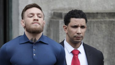 Conor McGregor has not expressed remorse over the incident, UFC boss Dana White said.