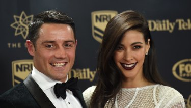 Cronk moved to Sydney largely to support wife Tara Rushton's career.