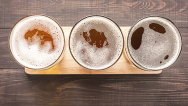 Craft brewers will have their smaller kegs taxed at the same rate as larger competitors'.