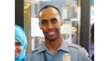 Police officer Mohamed Noor in 2016.