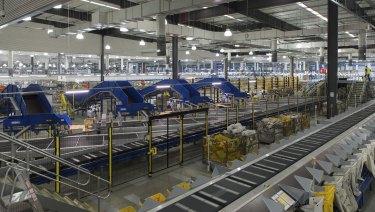 Australia Post's mega-machine part and parcel of modern