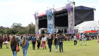 Pill testing at WA music festivals could be on cards in 'next five