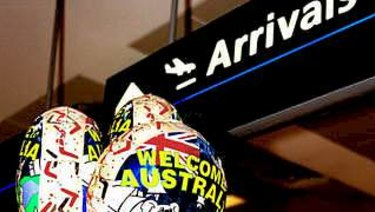 Australia welcomed almost 184,000 new arrivals in fiscal 2017.