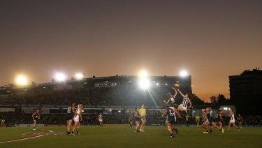 Ikon Park is set to receive $20 million.