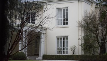 18 St Georges Road, Toorak sold to Chinese businessman Qi Yang, for a reported $40 million.