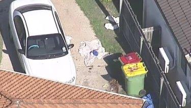 Police shot a 16-year-old boy at Springfield.