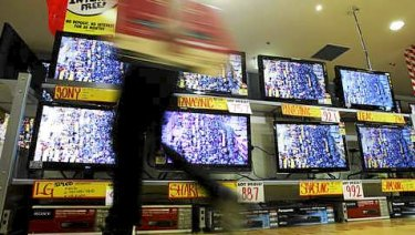 Sales in the half-year jumped 41 per cent.