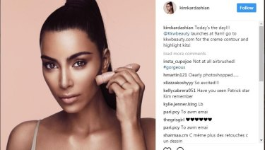 The move will give celebrities such as Kim Kardashian West, who has 112 million Instagram followers, another avenue to expand their reach,