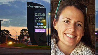 For mother-of-two Jill Hunter believes Karrinyup combines beach lifestyle with proximity to the city.