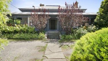A rare bluestone Victorian homestead in Newport sold for $3.05 million.