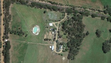 The shooting happened at a rural property near Margaret River.