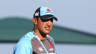 Disappointing display: Waratahs coach Daryl Gibson's team failed in Argentina.