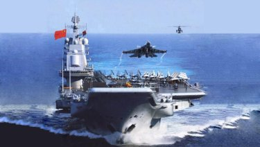 Close monitoring of China's rising might is needed.