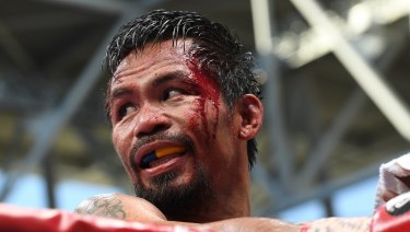Manny Pacquiao's senatorial duties back home were said to have prevented him from fighting in November.