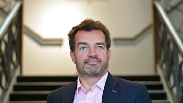 Business folds: Mossgreen director and co-owner Paul Sumner said a rescue deal had fallen apart.