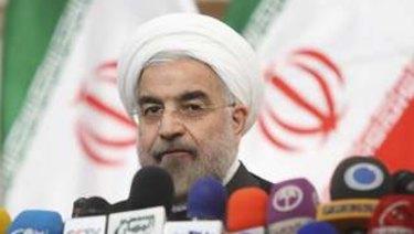 Iranian President Hassan Rouhani.