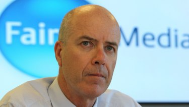 "In a note to staff, Fairfax CEO Greg Hywood said ""there will be plenty of Fairfax Media DNA in the merged company and the board""."