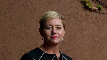 ACSI chief Louise Davidson