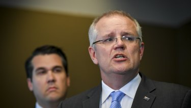 "Treasurer Scott Morrison says he confident ASIC will ""deal with"" the problems at AMP."
