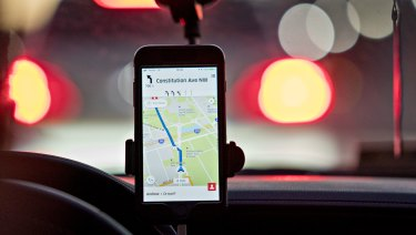 Uber dirvers give the time they wait for customers to the company for free.