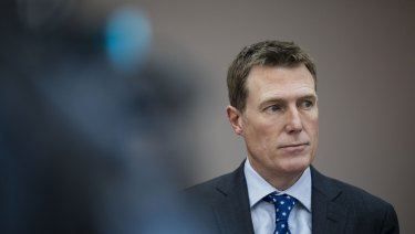 Attorney-General Christian Porter put forward amendments in March but the Law Council said these did not go far enough.